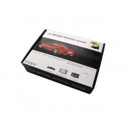 Αισθητήρες παρκαρίσματος 4X - Car distance detection - Μαύρο
