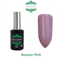 Bonjour Pink Ημιμόνιμο Βερνίκι ORILAQUE - Pa15