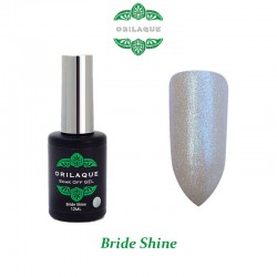 Bride Shine Ημιμόνιμο Βερνίκι ORILAQUE - GL1