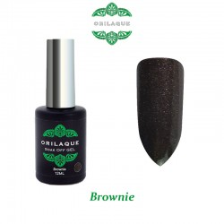 Brownie Ημιμόνιμο Βερνίκι ORILAQUE - Pa16