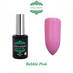 Bubble Pink Ημιμόνιμο Βερνίκι ORILAQUE - 24
