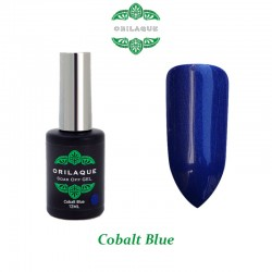 Cobalt Blue Ημιμόνιμο Βερνίκι ORILAQUE - Pa13