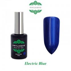 Electric Blue Ημιμόνιμο Βερνίκι ORILAQUE - Pe12