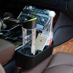 Βάση με Διπλή Ποτηροθήκη για το Αυτοκίνητο POT-DIP94