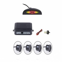 Αισθητήρας Παρκαρίσματος με οθόνη και ηχητική ειδοποίηση AM-AISTH245