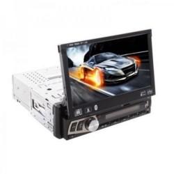 Αναδιπλούμενη Οθόνη Αφής 7 inch TFT Αυτοκινήτου Bluetooth 1 DIN - Ηχοσύστημα MP4, MP3, USB, SD, AUX, MIC, TV Κάμερα Parking & Subwoofer Out AM-ANA065