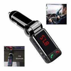 Bluetooth MP3 Player FM Transmitter USB/SD και Φορτιστής Αυτοκινήτου AM-BLM4