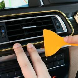 Διακοσμητική 3D ταινία για το εσωτερικό του αυτοκινήτου 3mm/5m Χρυσή AM-DIAQ84