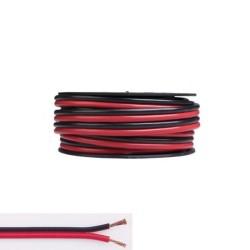 Διπλό Καλώδιο Κόκκινο-Μαύρο 12-24v 4A 3m AM-DIP8103