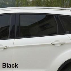 Φιμέ Τζαμιών 50cm x 3m - Black AM-FIM360