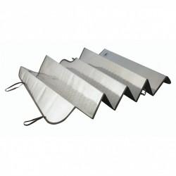 Ήλιοπροστασία Εσωτερική Παρμπρίζ 145x60 cm AM-HLI833