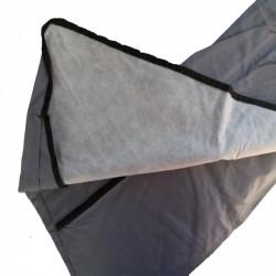 Καλύπτρα παμπρίζ Top Cover / Windscreen cover Quality Large 214 x 96 cm AM-KOUK180