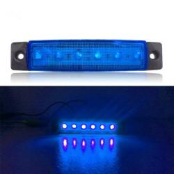 Led όγκου μπλε 12v - 1τμχ AM-LED9124