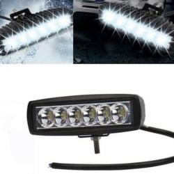 LED προβολέας 18W-10-30V AM-LEDL111