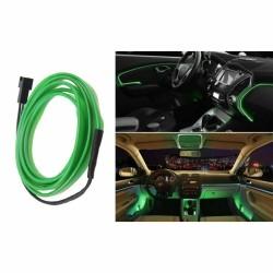 Led Καλώδιο Διακοσμητικό Πράσινο 2m AM-LEDL82