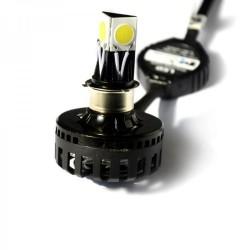 Led kit Μηχανής Η4 2500 Lumen 18-24w 6-36v AM-LEDM234