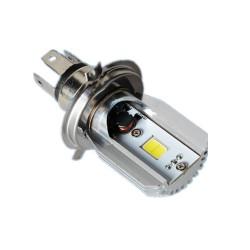 Led Λάμπα Μηχανής 6-80v 6w x 2 800lm H4 AM-LEDX96-2