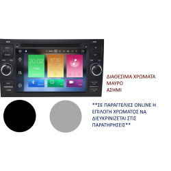 GPS OEM FORD 2004-2012 7inc ANDROID 9 / 8core AM-LMX140