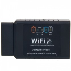 OBDII WIFI IOS-ANDROID-PC ELM327 AM-OBD563