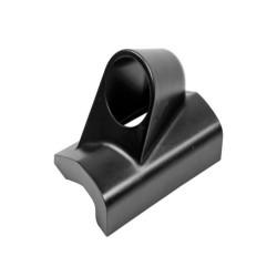 Βάση κολώνας μονή μαύρη (1 υποδοχή) AM-ORG260