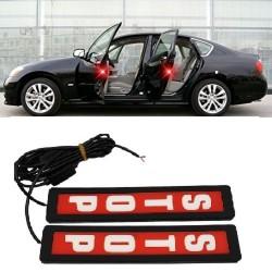 Προειδοποιητικά φλας STOP Αυτοκινήτου για Πόρτα και πορτ μπαγάζ AM-PROH47