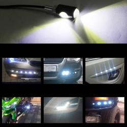 Eagle Eyes LED 12V 18W 2τμχ - Λευκό AM-Q81
