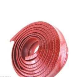 Samurai Universal Spoiler Safe Carbon Κόκκινο 250cm x 3.5cm AM-SAM5