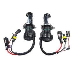 Φώτα XENON Αυτοκινήτου H4 6000K 35W - Πλήρες Kit ΧΕΝΟΝ H.I.D. AM-XEN161