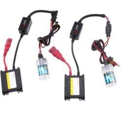 Φώτα XENON Αυτοκινήτου H1 6000K - Πλήρες Kit ΧΕΝΟΝ H.I.D. AM-XEN24