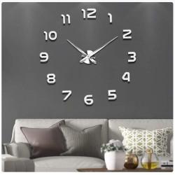 Ρολόι Τοίχου Mirror Numbers Do It Yourself SS-G2421